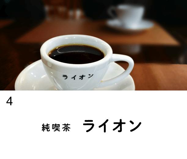 純喫茶 ライオン