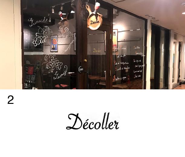 Decoller